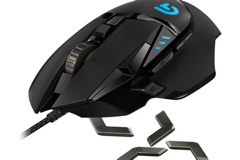 logitechs outstanding  proteus spectrum gaming mouse