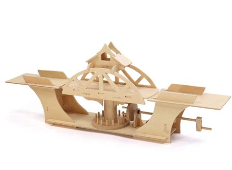 swing science store pathfinders swing bridge educational wood kit available