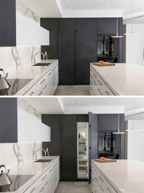 Two Fridges In Kitchen - kitchen design idea 10 inspirational exles of