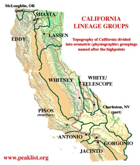 california mountain atlas progress page