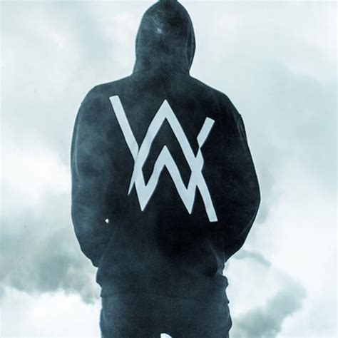 Hoodie Alan Walker Faded Smlxl dj alan walker hooded hoodies zipper pullover