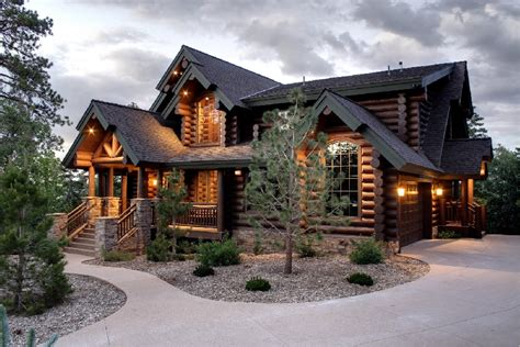 Cabin House by Home Quality Log Homes Log Cabins Garden Houses