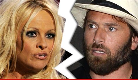 Pam Seeks To Annul 2 Month Marriage by Pam S Husband Rick Salomon Seeks Annulment