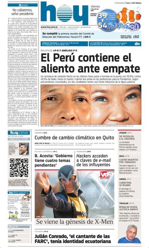 noticias en ecuador peri 243 dico diario hoy ecuador peri 243 dicos de ecuador