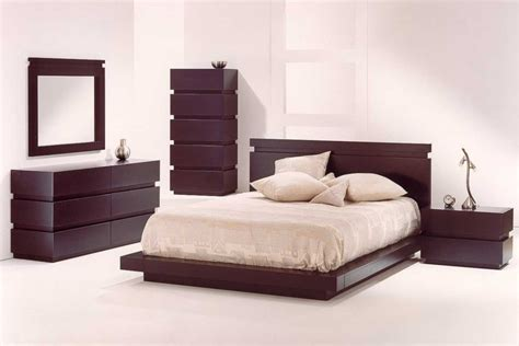simple bedroom furniture simple modern bedroom design with wooden furniture