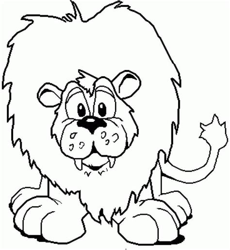 coloring pages lion and mouse free lion and mouse coloring pages