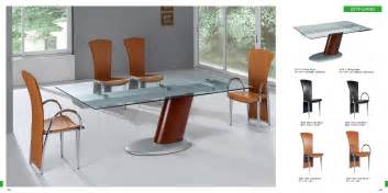 Modern Dining Room Table Set Photos 2079 Table And 4083 Chairs Modern Dining Sets Contemporary Dining Room Chairs