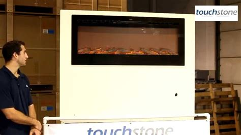 how to install a touchstone sideline recessed electric
