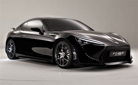 ft 86 ii toyota ft 86 ii concept cool material