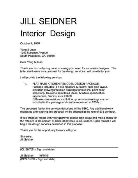 interior quotation template template interior design quotation template peaceful