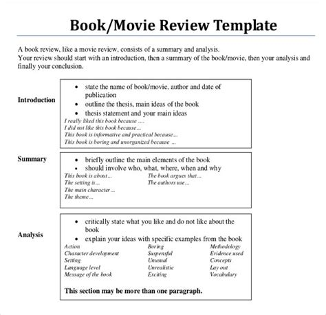 writing a book template template design