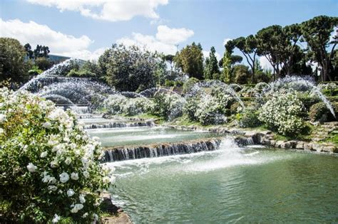 Cascate Da Giardino by Rome S Waterfall Garden Reopens After 56 Years Wanted In