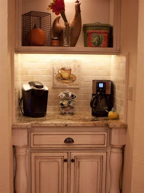 coffee nook ideas coffee nook ideas pictures remodel and decor