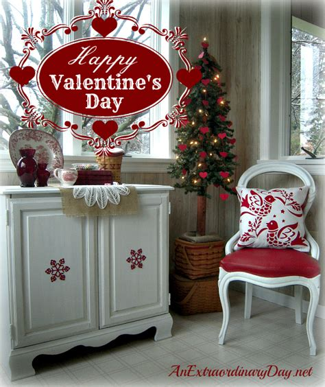 Decorating Ideas For Valentines Day 8 Low Cost Diy S Day Decorating Ideas An