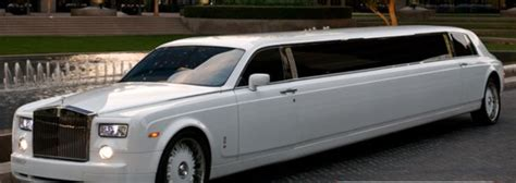 Rolls Royce Transportation Rolls Royce Phantom Replica Limousine Project Cars