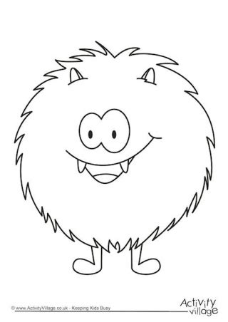 little monsters coloring pages print out coloring pages little monsters print best free