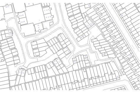 estate layout plan land registry hm land registry plans the basis of land registry plans