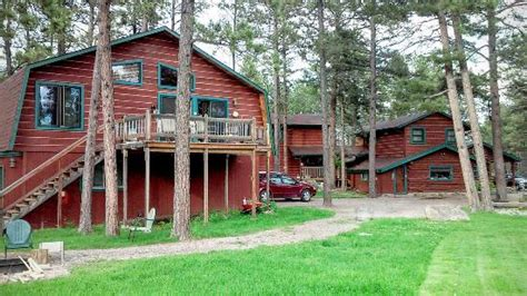Rapid City Sd Cabins by Beautiful Accommodating Silver Mountain Resort Picture