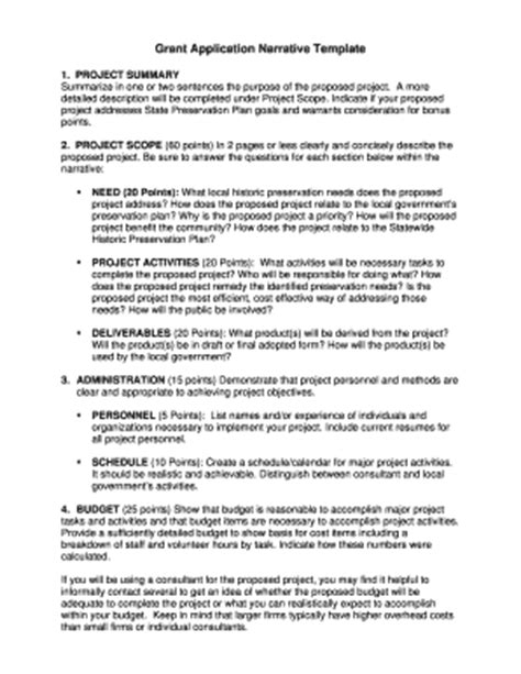 45 Printable Grant Proposal Template Forms Fillable Sles In Pdf Word To Download Pdffiller Grant Request Template