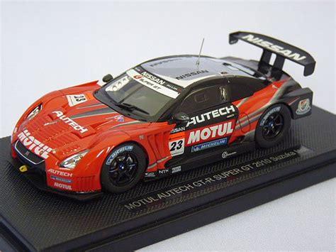 Ebbro 1 43 Nissan Z Motul Autech Test Car 2006 ebbro nissan motul autech gt r suzuka test gt500 2010 no 23 black tada tool garage