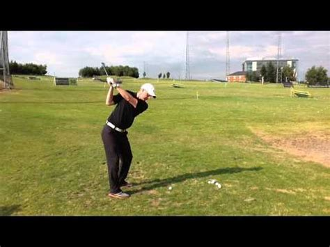 building a golf swing how to build a one plane golf swing part 2 the backswing
