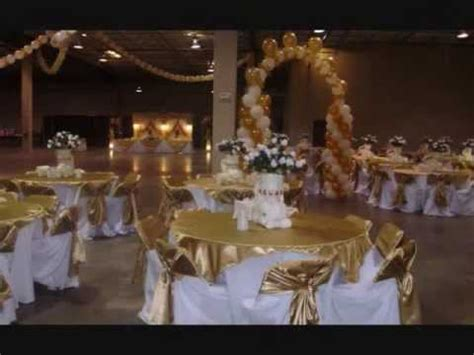 party rentals austin tx temple tx ballroom wedding  xv anos decoration youtube