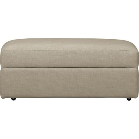 guest bed ottoman c storage ottoman with sofa also can be used as a guest