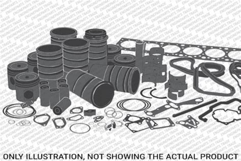 Volvo Trade Parts 85119956 Volvo Engine Repair Kit Engineparts Trade