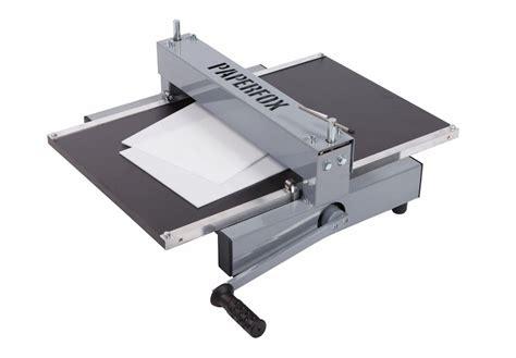 paperfox h500a rotary die cutting machine die cutter machine