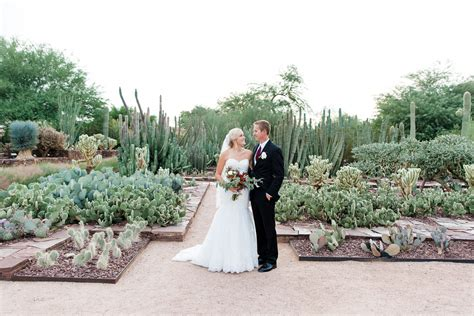 Desert Botanical Gardens Wedding Ollie Desert Botanical Gardens Valerie Bolitho Wedding Photography