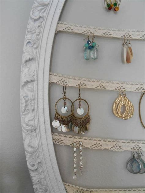 make your own jewelry holder 22 diy earrings tutorials that knocked our socks tip
