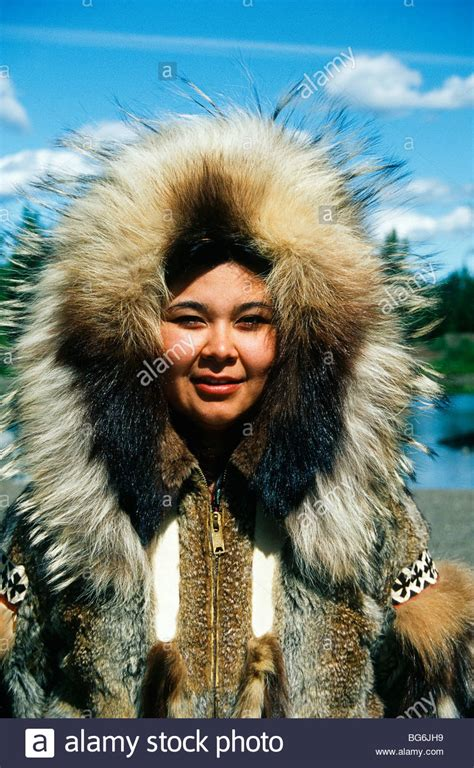 alaskan eskimo alaska anchorage eskimo from king island showing stock photo royalty free