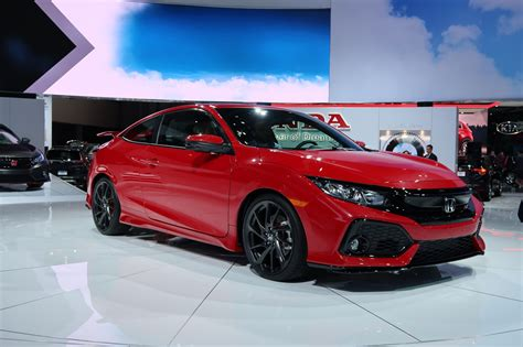 honda civic 2016 si 2017 honda civic si engine exposed youwheel your car