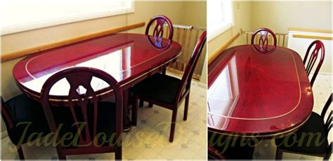 tips how to protect your dining table and chairs from