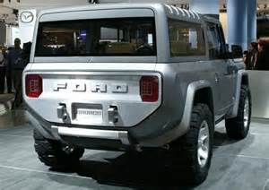 2016 ford bronco review interior release date and price