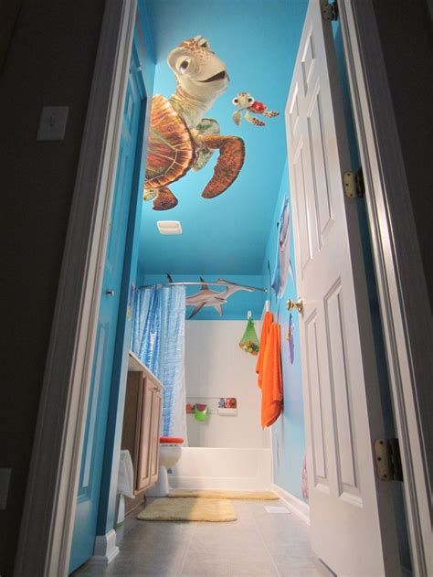 finding nemo bathroom collection 1000 ideas about finding nemo cast on pinterest sheldon