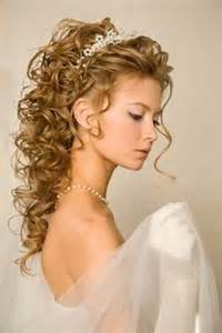 Wedding updos for curly hair pictures to pin on pinterest