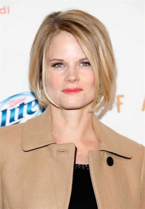 joelle carters bob haircut joelle carter joelle carter photos photos fargo screening