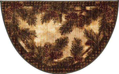 rustic hearth rugs southwestern lodge cozy cabin hearth 2 0 quot x3 hearth multi color area rug rustic area rugs