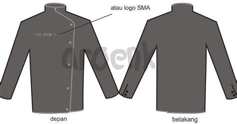 desain jas almamater terbaru contoh blog gaul contoh 37