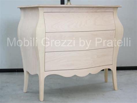 mobili in legno grezzo da dipingere mobili grezzi da colorare pratellisedie it sedie