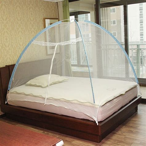 Unique Twist Fold Mosquito Net For Double Bed Bed Mattress Sale