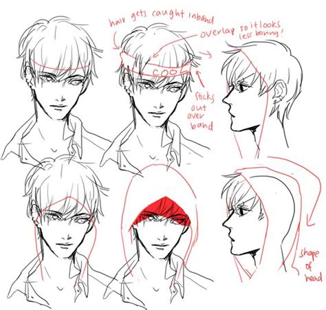 hoodie design drawings step by step tutorial on how to draw a headband and a
