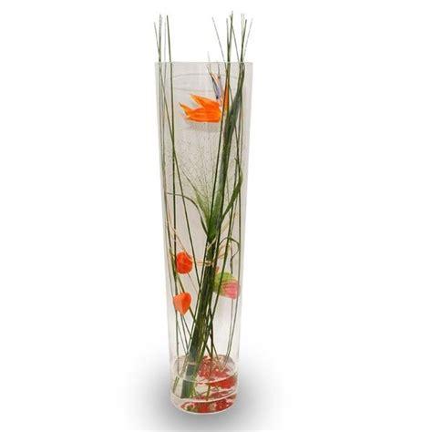 Decoratie In Hoge Glazen Vaas by Bloemdecoratie In Hoge Vaas Zoeken Decoratie