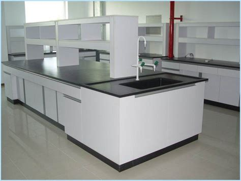 lab bench top ce approved chemical resistant lab work table epoxy resin