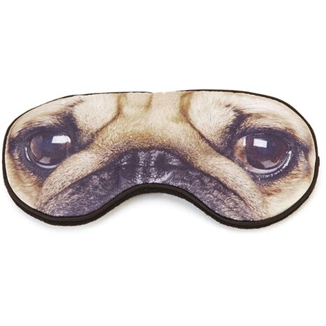 pug sleep mask catseye pug eye mask jellyexpress co uk