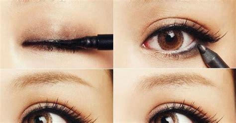 Sariayu Duo Eyeliner Dan Maskara cara memakai eyeliner dan maskara yang benar magone 2016