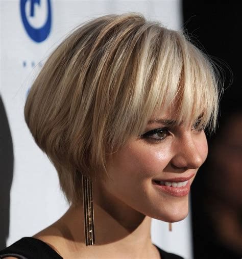 haircuts bobs layered layered blonde bob hairstyles 2018