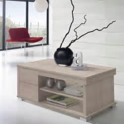 table basse ch 234 ne clair relevable nese le salon