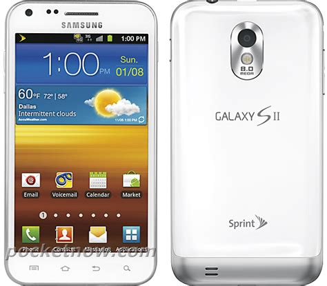 samsung epic 4g touch sprint reassures us that the epic 4g touch is receiving